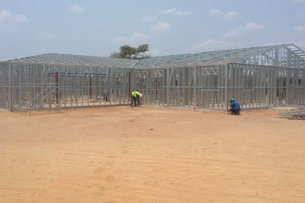 3rd November 2018 - Mondengwa Site