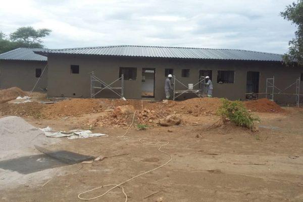 26th November 2018 - Mondengwa Site