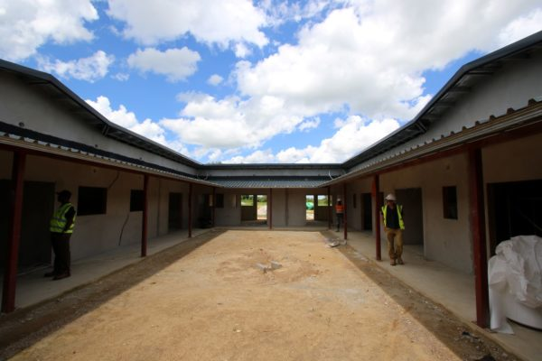 26th January 2019 - Mondengwa Mini Hospital