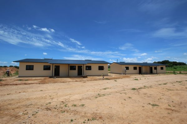 16th February 2019 - Tubalange Staff Housing
