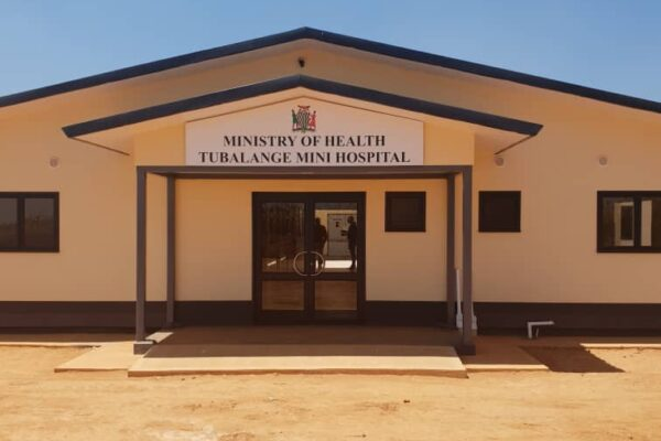 30th March 2019 - Tubalange Mini Hospital Signs