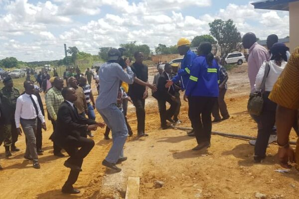 7th April 2019 - Presidential Visit to Kasongo