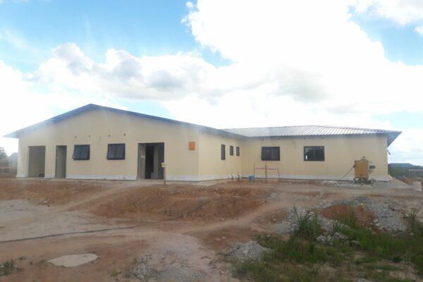 16th April 2019 - Kasongo Mini Hospital Site
