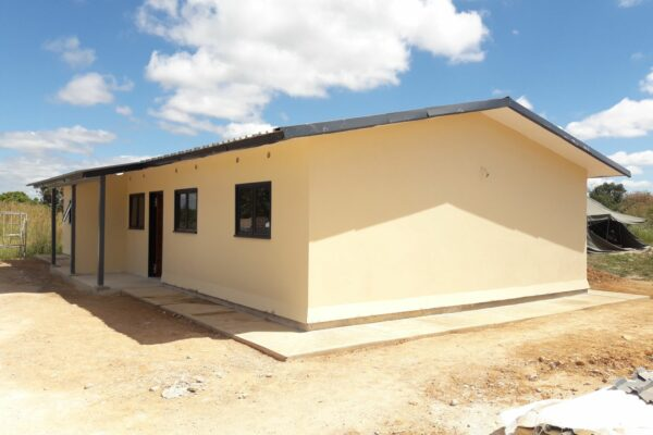 1st May 2019- Kapanda Mini Hospital Site