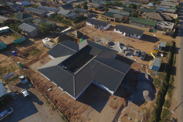 9th May 2019 - Bauleni Hospital Aerial View