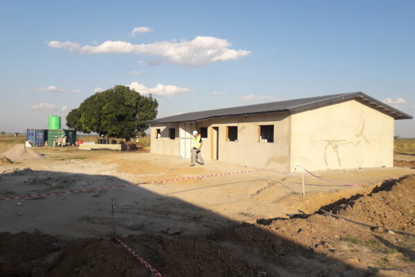 21st May 2019 - Lealui Staff Housing