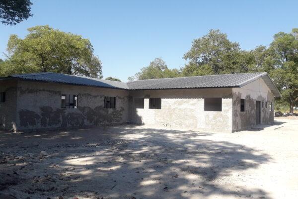 22nd  May 2019 - Nangweshi Mini Hospital