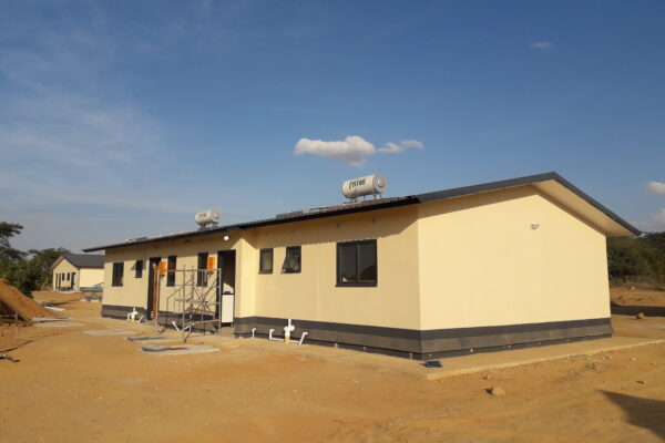 27th May 2019 - Mondengwa Mini Hospital Site