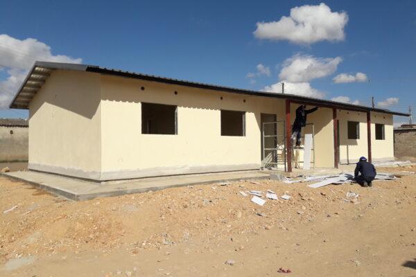 19th June 2019 - Misisi Mini Hospital Site