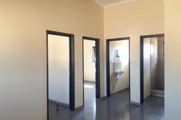29th June 2019 - Mondengwa  Mini Hospital Site Interior
