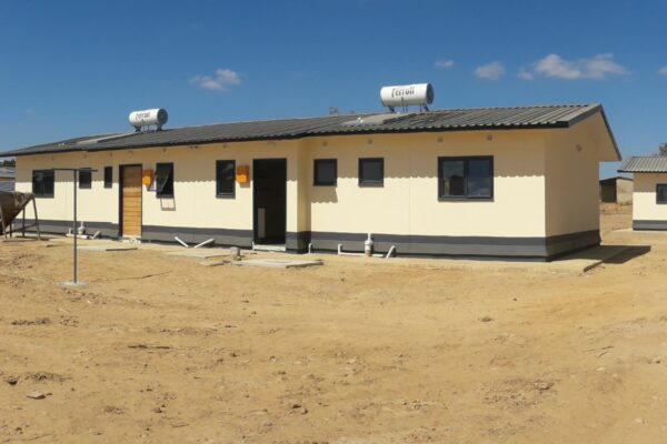 29th June 2019 - Mondengwa Mini Hospital Site