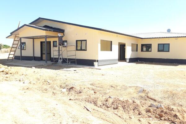 3rd July 2019 - Kapanda Mini Hospital Site