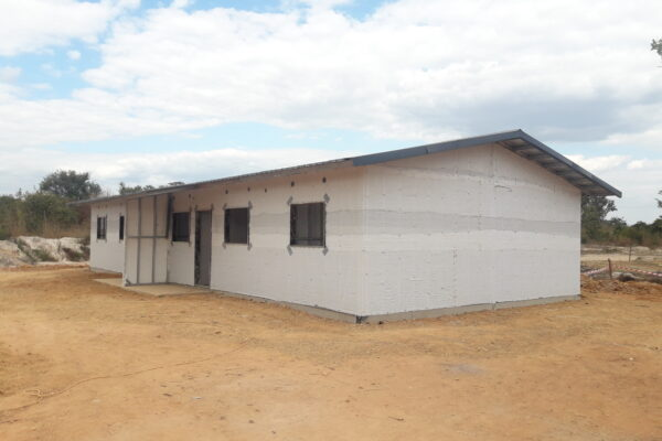 4th July 2019 - Chembe Mini Hospital Site
