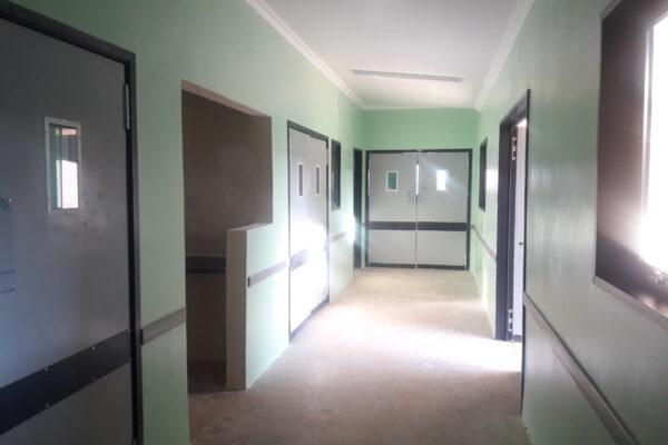 9th July 2019 - Kasongo Mini Hospital Site