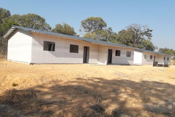 10th July 2019 - Chisonshi Mini Hospital Site
