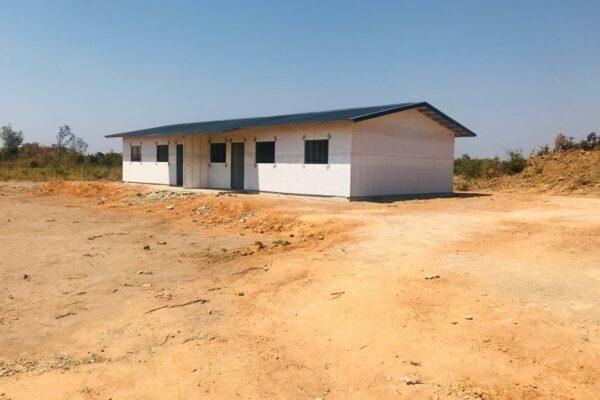 1st August 2019 - Nachibibi Mini Hospital Staff Accommodation