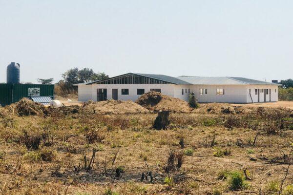 1st August 2019 - Nachibibi Mini Hospital Site