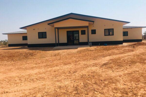 1st August 2019 - Kasongo Mini Hospital Site