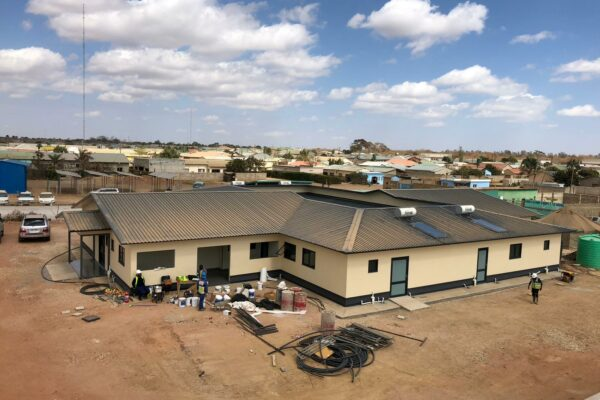 22nd August 2019 - Bauleni Mini Hospital