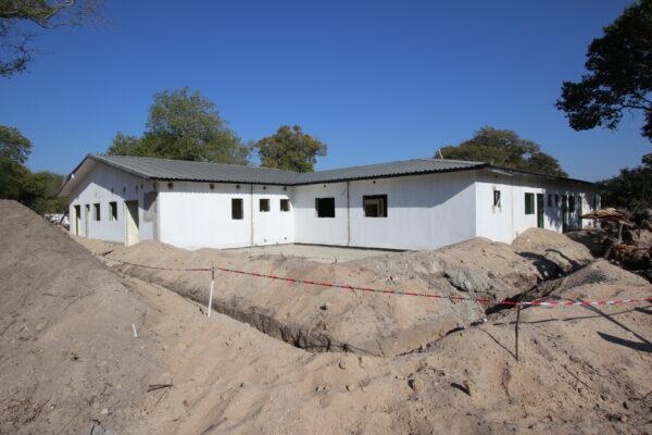 31st July 2019 - Nangweshi Mini Hospital Site