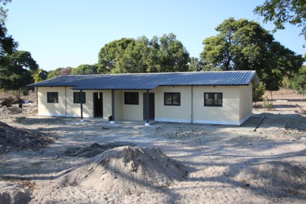 31st July 2019 - Nangweshi Staff Accommodation