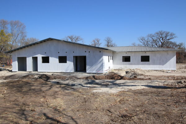 2nd August 2019 - Mwandi Mini Hospital Site
