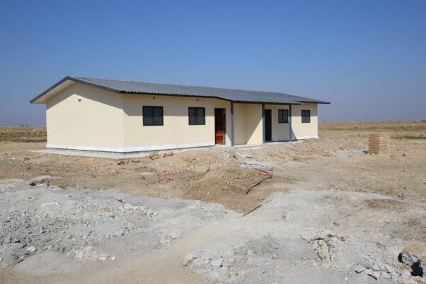 1st August 2019 - Lealui Staff Accommodation