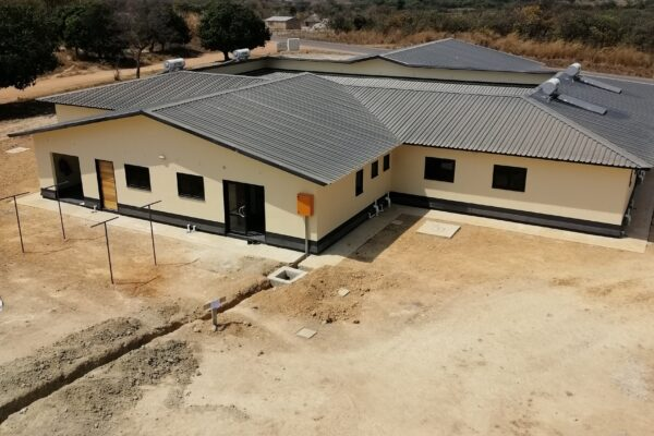4th September 2019 - Kapanda Mini Hospital Site