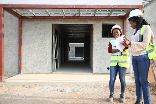 17th September 2019  - Nachibibi Mini Hospital Site