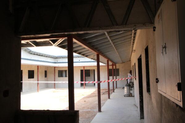 18th September 2019 - Kosamu Mini Hospital Site