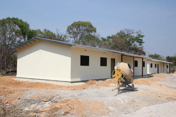 18th September - Chikonshi Staff Accommodation