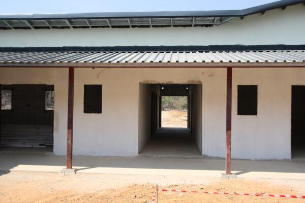 18th September 2019  - Chikonshi Mini Hospital Site