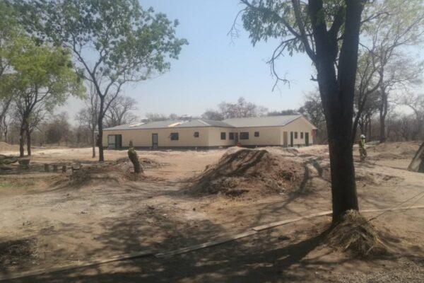 18th September 2019 - Sesheke Mini Hospital Site