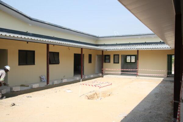 19th September 2019 - Chembe Mini Hospital Site