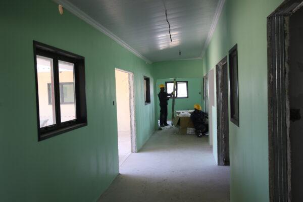 17th September - Chembe Mini Hospital Site