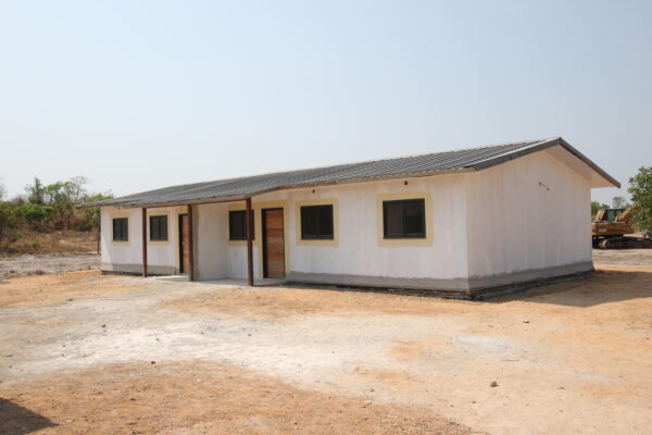 19th September - Chembe Mini Hospital Site