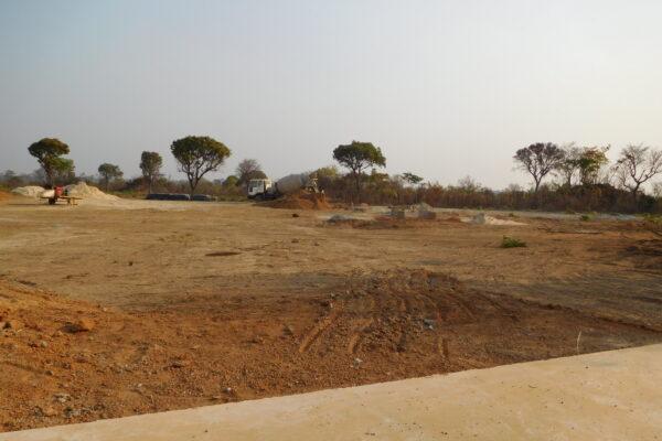 19th September 2019 - Edgar Chagwa Lungu Mini Hospital Site