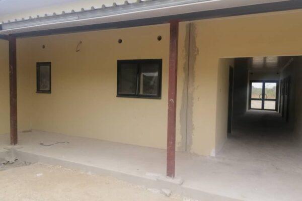 26th September 2019 - Chembe Mini Hospital Site