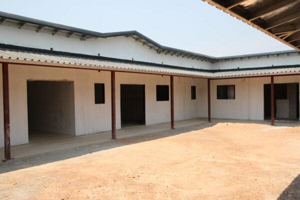 18th September 2019 - Lofoyi Mini Hospital Site