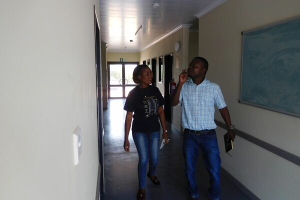 22nd October 2019 - Kapanda Mini Hospital Site Handover