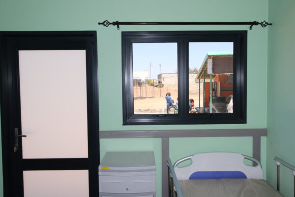 27th September 2019 - Bauleni Mini Hospital Site