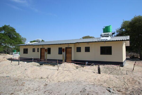 8th October 2019 - Nangweshi Mini Hospital Site