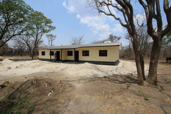 9th October 2019 - Mwandi Mini Hospital Site