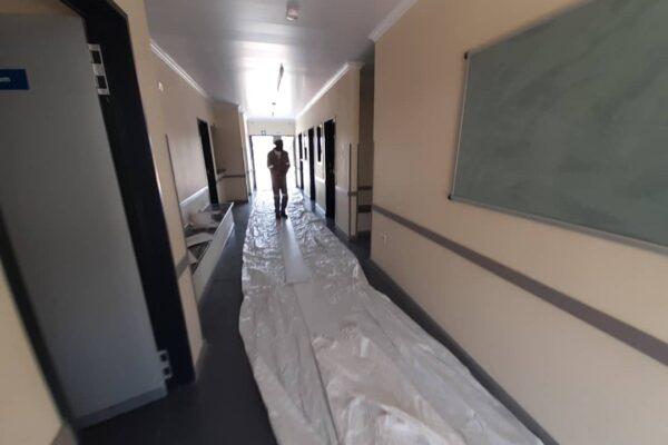 10th October 2019 - Lealui Mini Hospital Site