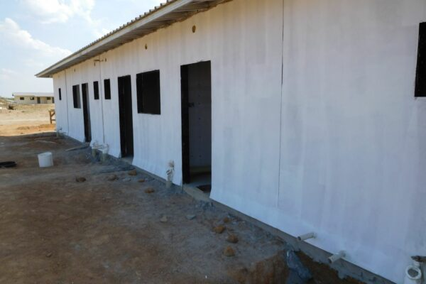 14th October 2019 - Nachibibi Mini Hospital Site