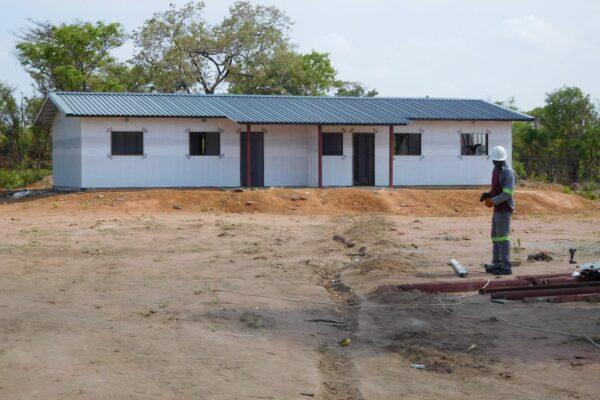 16th October 2019 - Katungulu staff accommodation