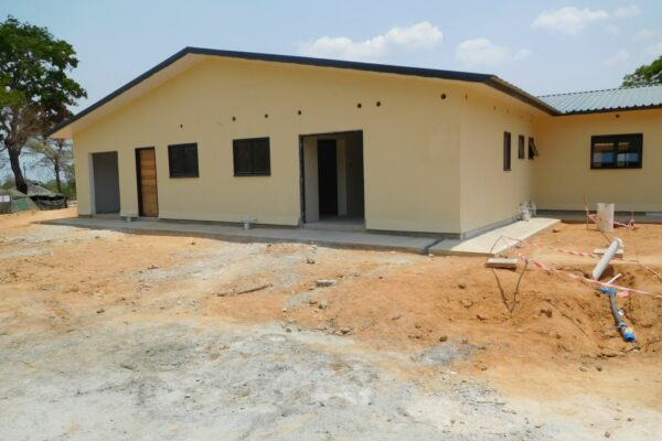 15th October 2019 - Lofoyi Mini Hospital Site