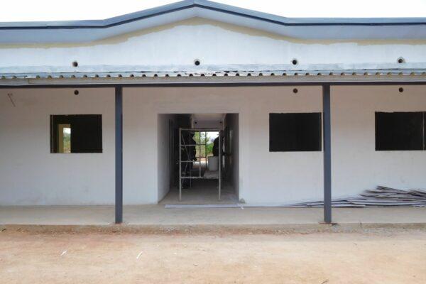 15th October 2019 - Kosamu Mini Hospital Site