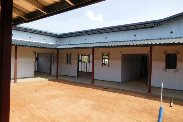 16th October 2019 - Katungulu Mini Hospital Site