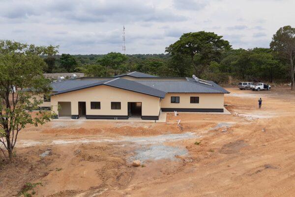 13th November 2019 - Lofoyi Mini Hospital